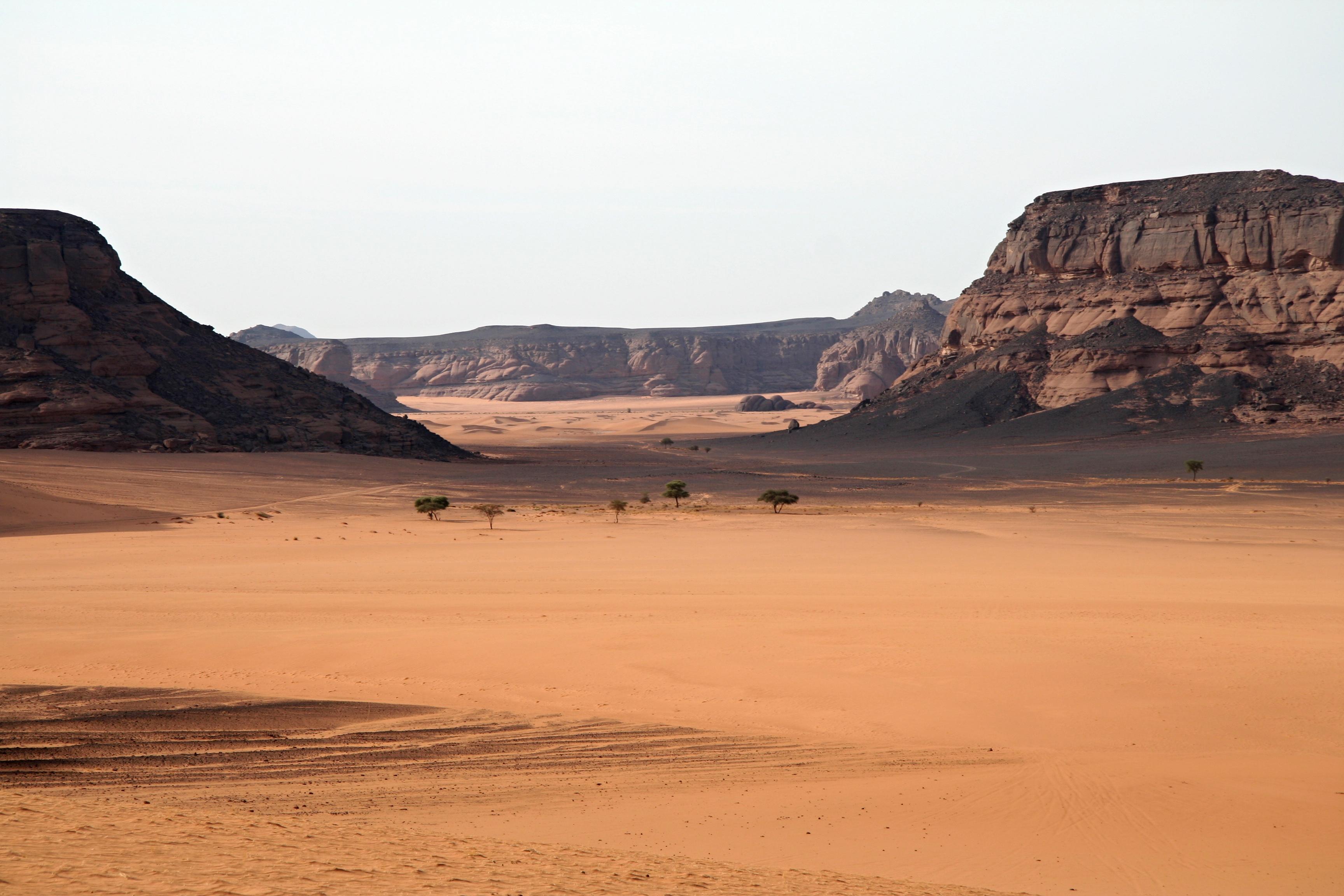 Accacus, Libya