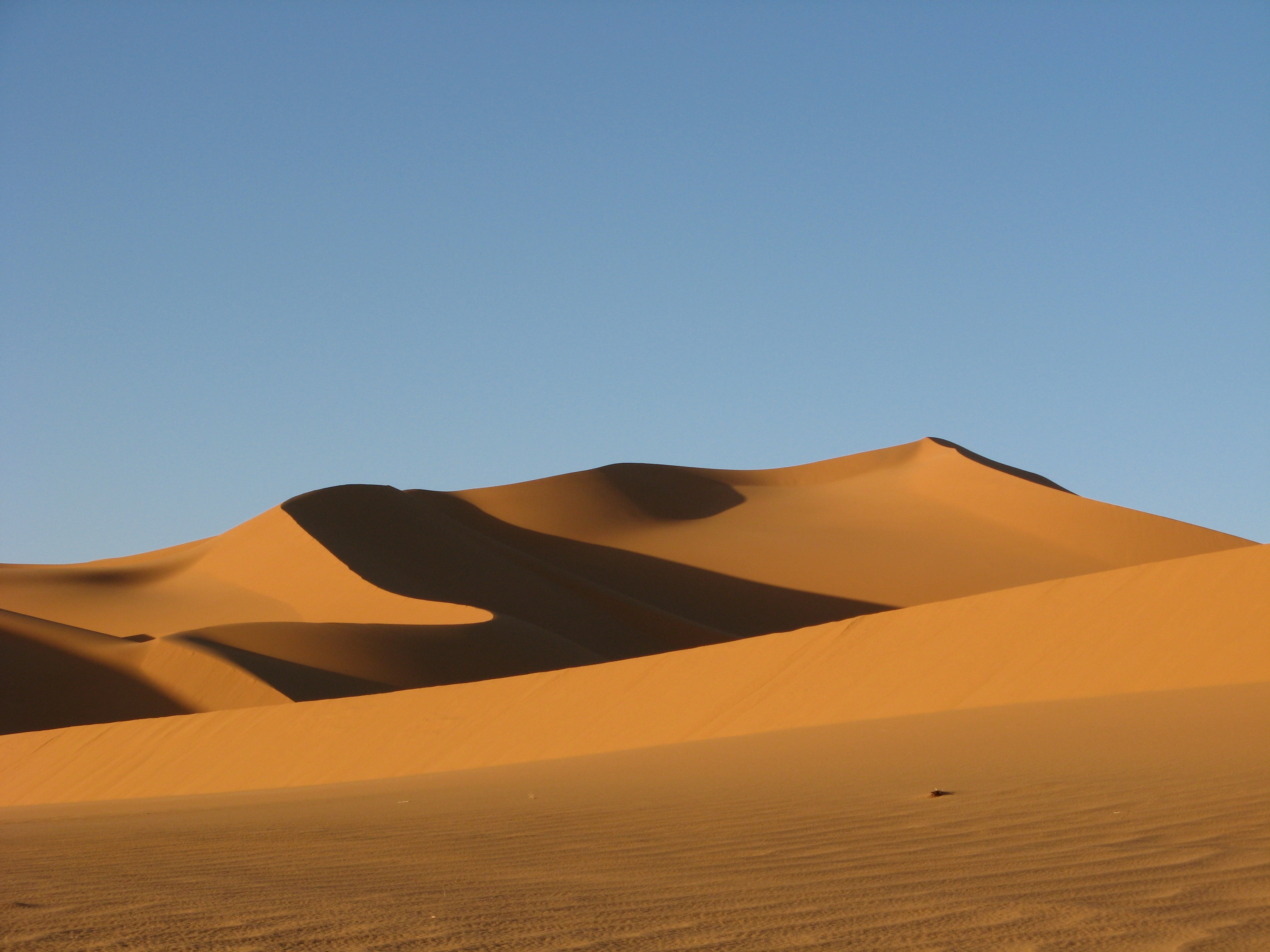 Uwbari Sand Sea, Libye