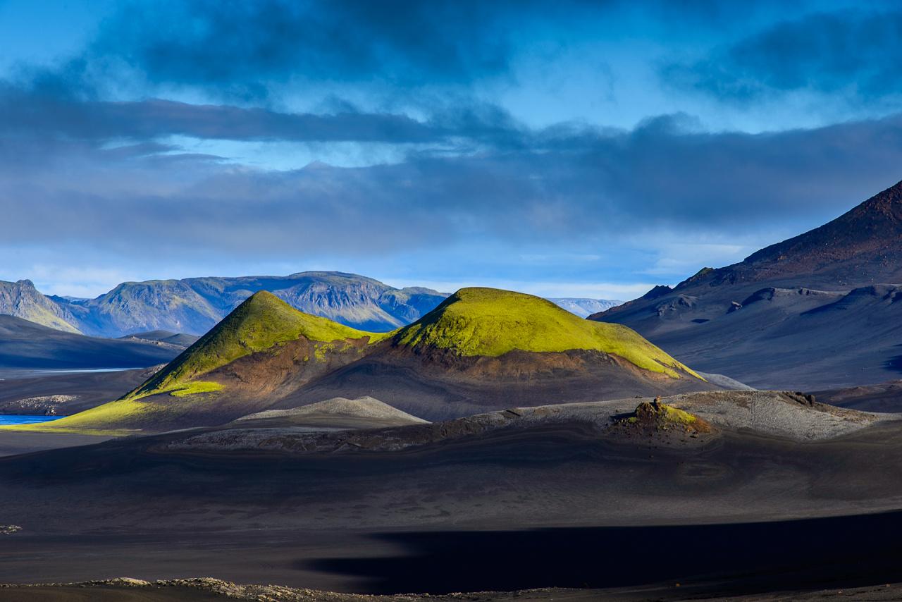 Island Iceland Faxasund