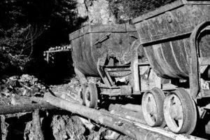 Albanie doly dul Albania mine