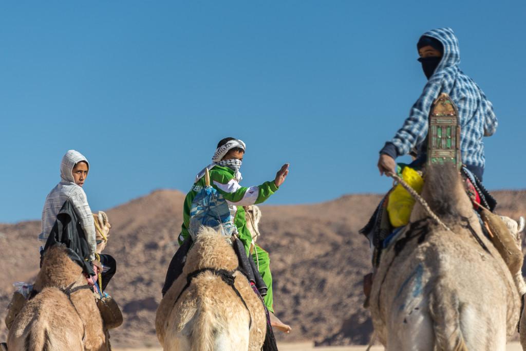 Algeria Hoggar Alžír Tuareg