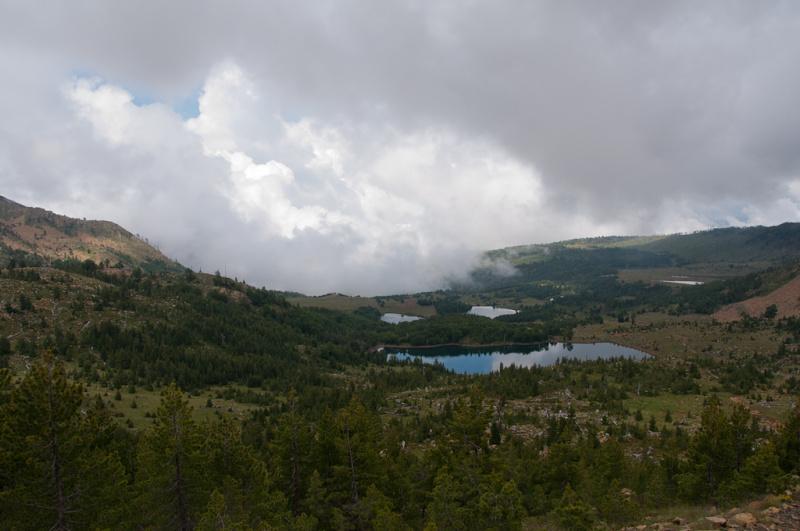 Albánie – horská jezera