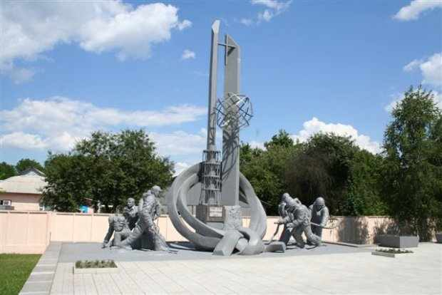 Ticho Pripjati, Černobyl