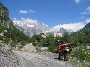 Albánie 2007