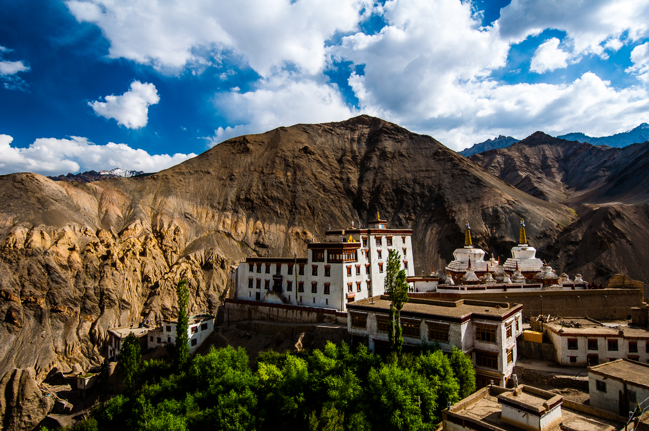 Ladakh-Lamayury