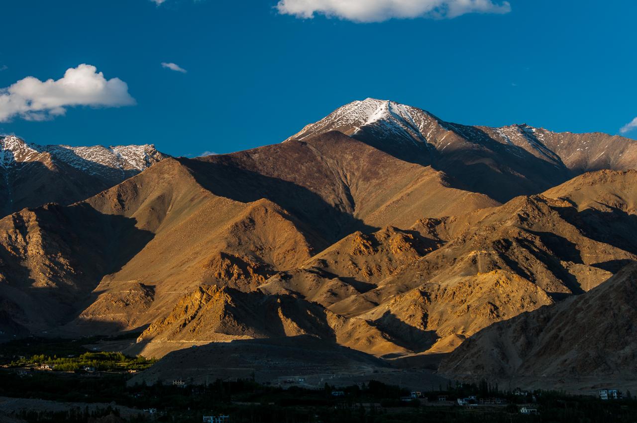 Horská panoramata Ladakhu