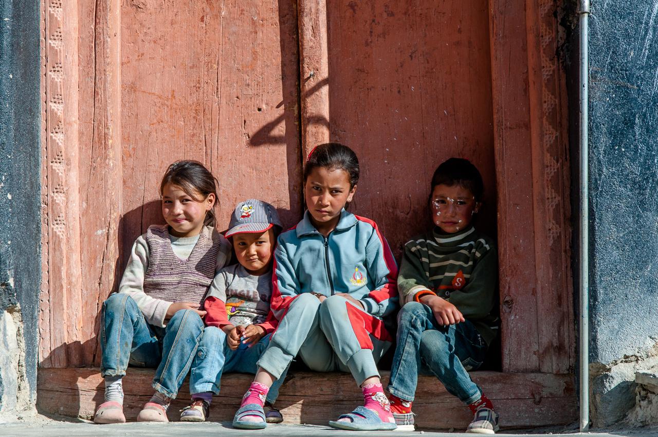 Obyvatelé Ladakhu