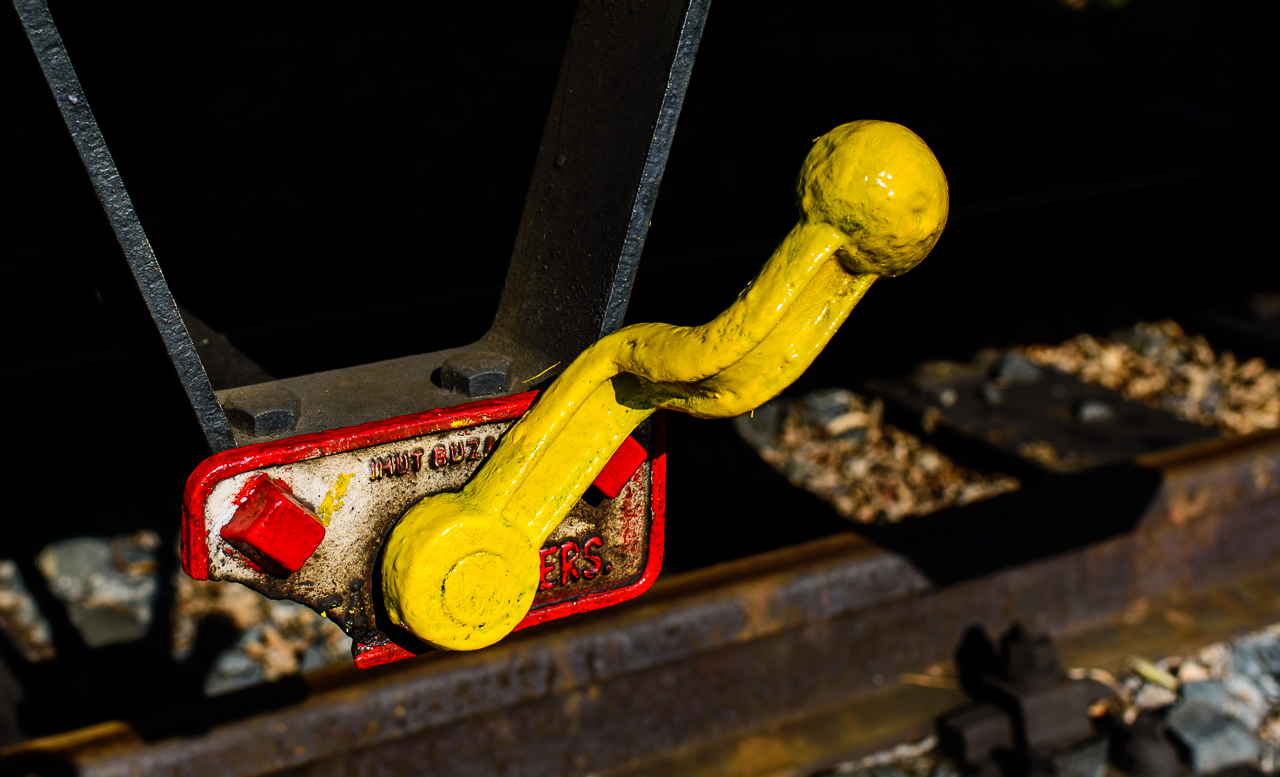 Páky a háky na železnici