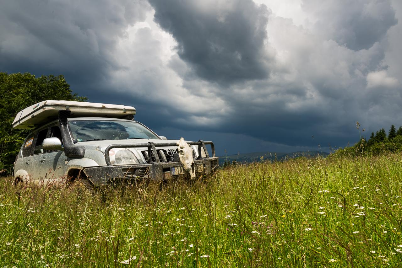 Prázdniny na salaši v Rumunsku