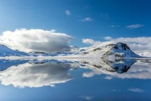 Island, Blautulon