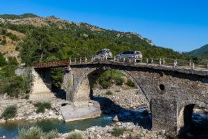 Průvodce Albánie off-roadový ráj