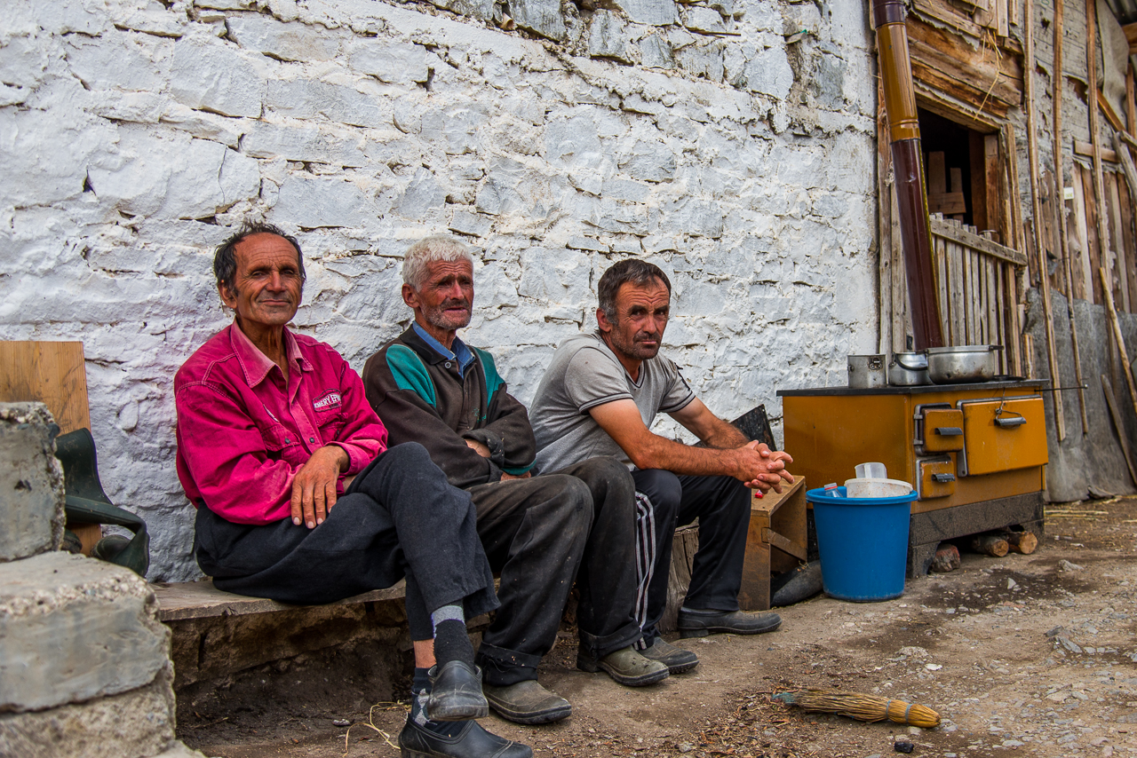 Albanie-Kukur