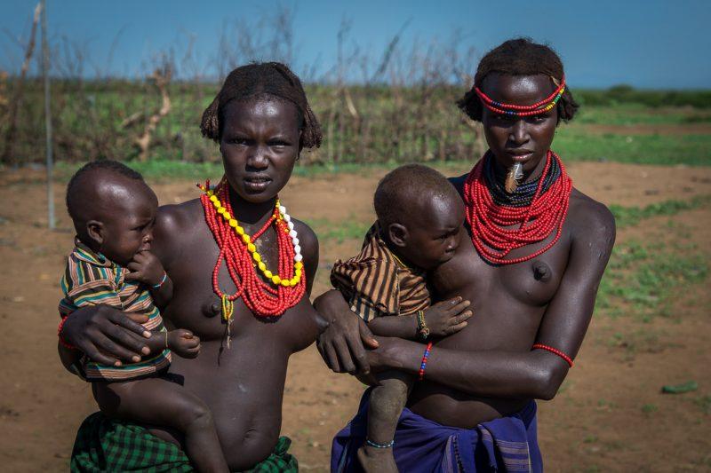 Etiopie Omo