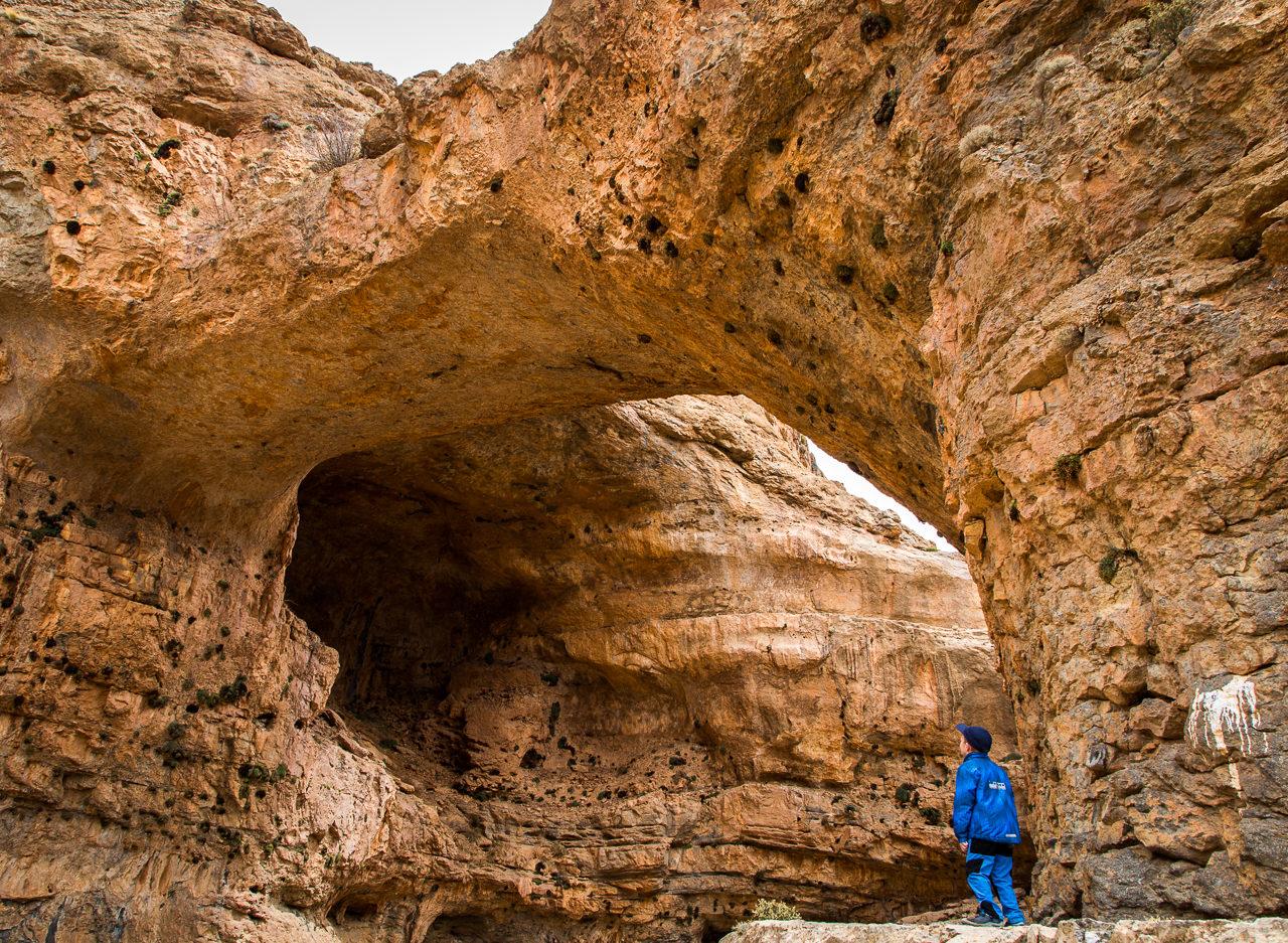 jeskyně Akhiam