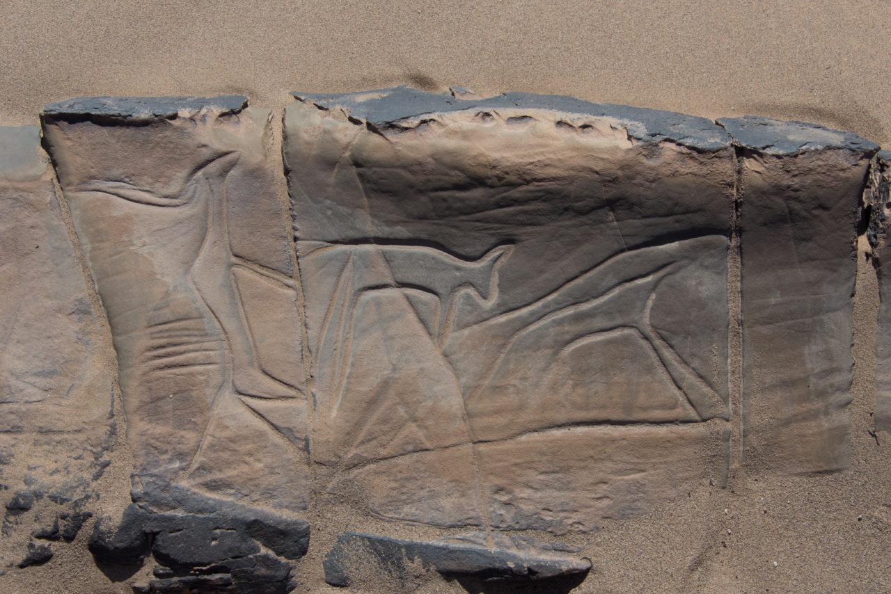 Prehistorické rytiny v Maroku