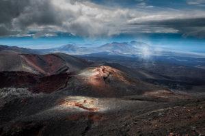 Tolbačik erupce 2013