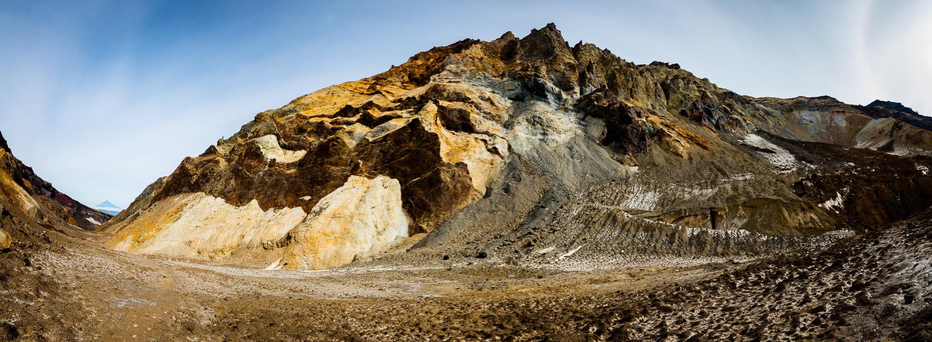 Mutnovskaja kráter
