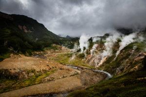 Údolí gejzírů