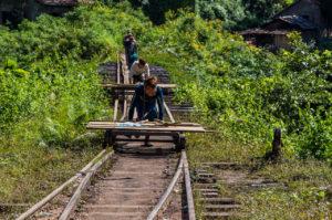 Burma Mines Railway - Namyo