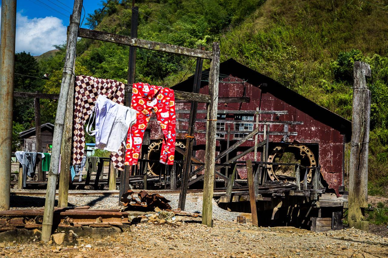 Burma Mines Railway