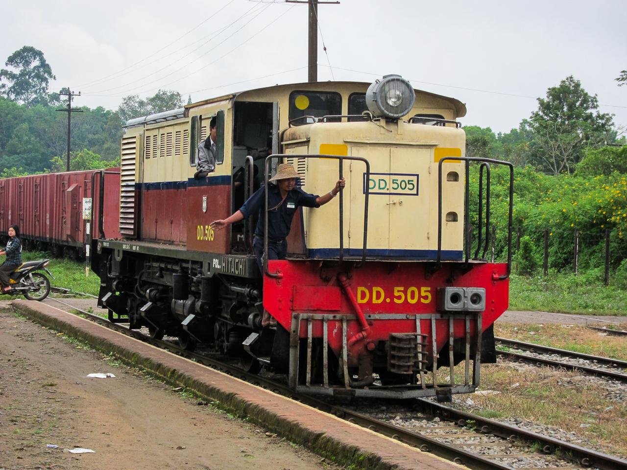 Golden Triangle Express