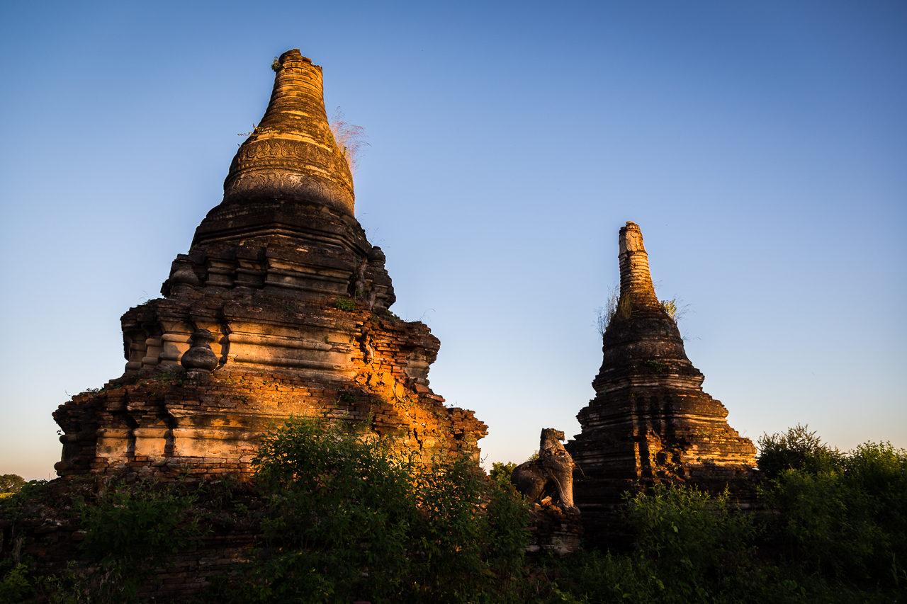 Barma, Halin
