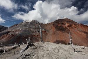 Vulcán Chaitén, Chile