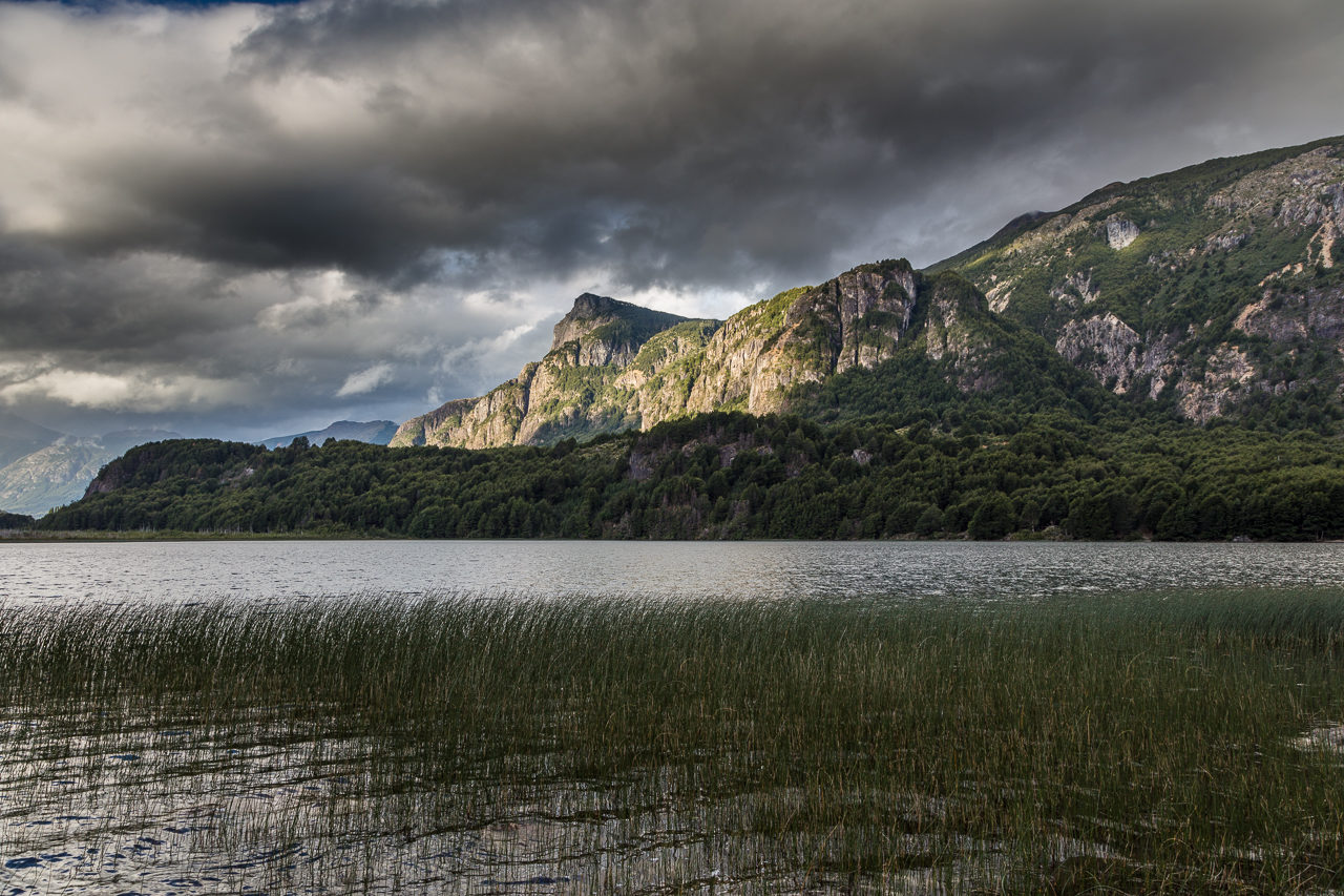 Lago Pedro, Chile