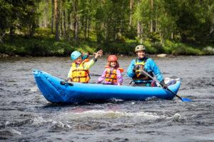 Norsko s dětmi