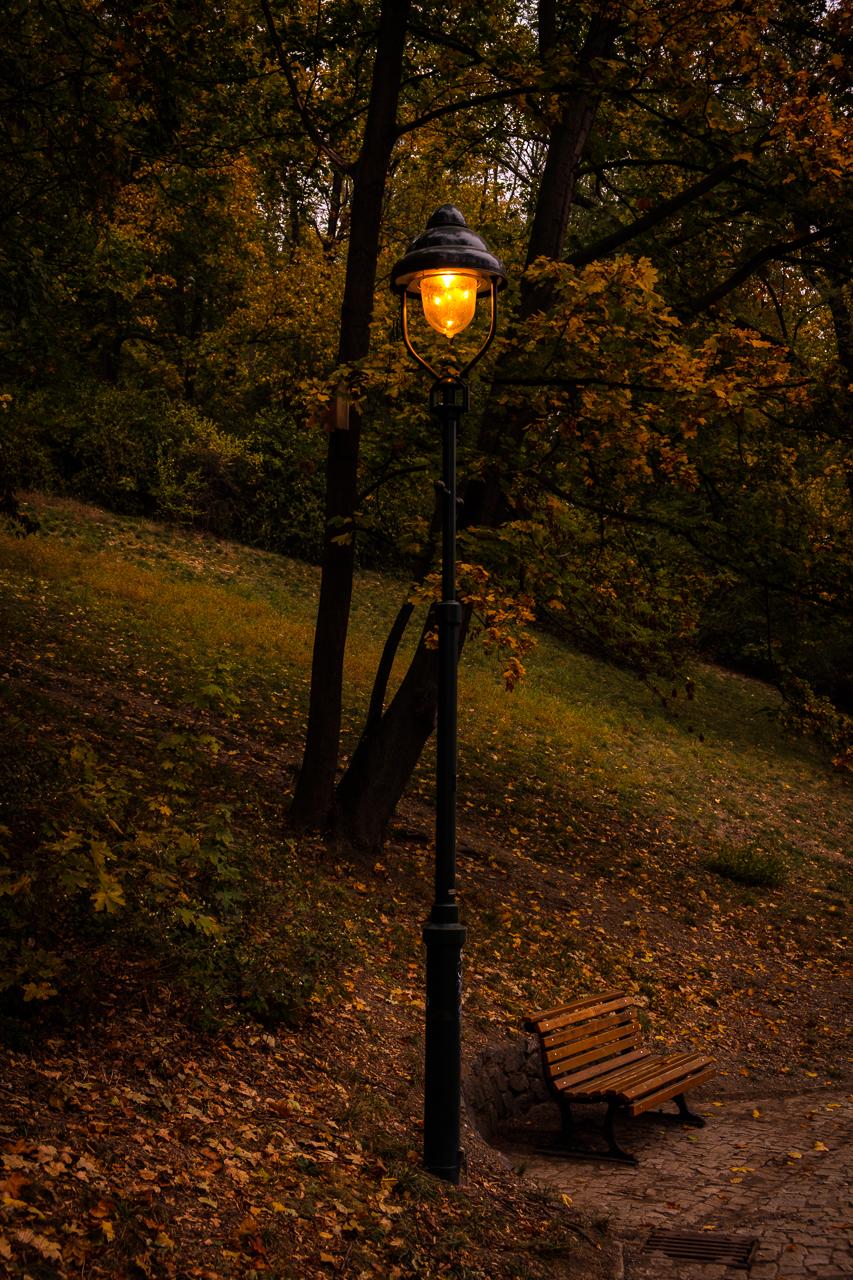 Petřínské lampy