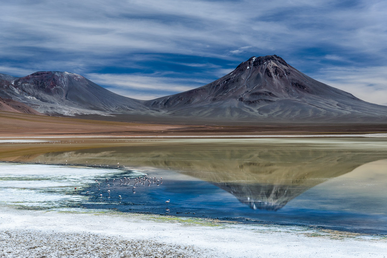 Cerro Aguas Calientes, Atacama