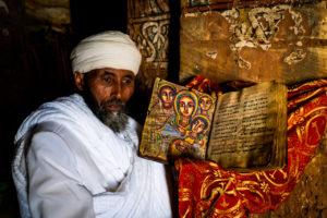 Etiopie kněží
