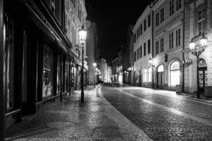 Praha Celetná koronavirus