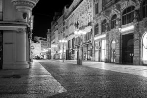 Praha 28.října koronavirus